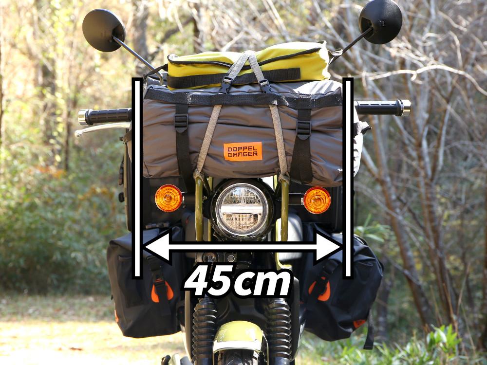 DBT571-GY バイクツーリングコットテント 主な特徴の補足