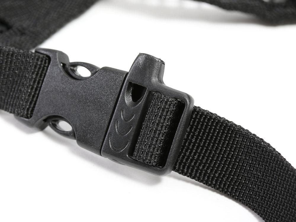 DBT616-BK ナローバックパック 各部特徴画像