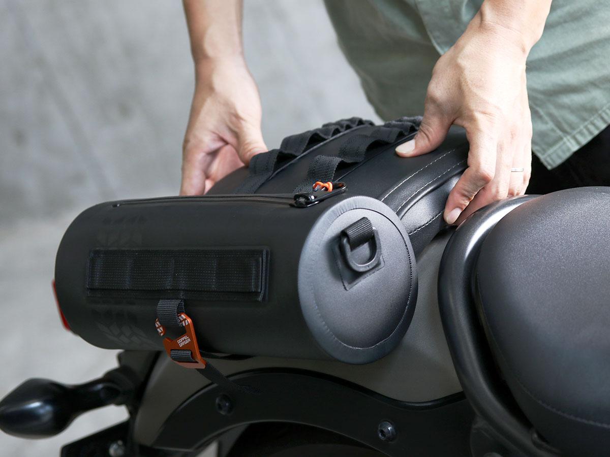 DBT612-BK TPU ウォータープルーフ ツールバッグ 主な特徴