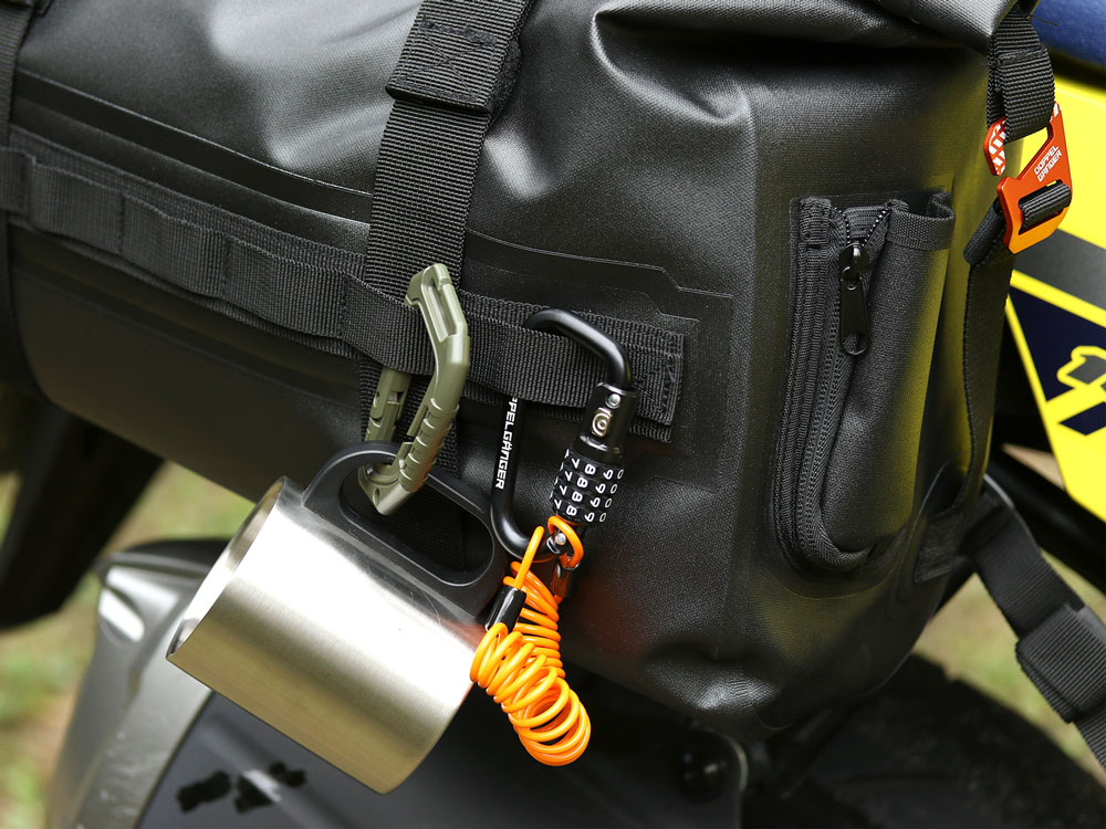 DBT595-BK TPU サイドバッグ 各部特徴画像