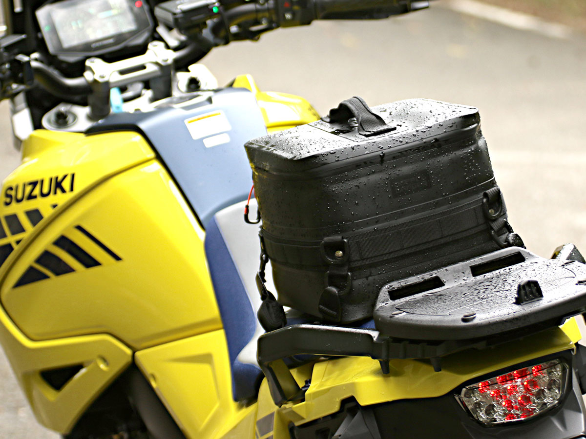 DBT614-BK TPU ボックス シートバッグ 主な特徴