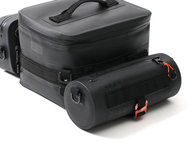 TPU ボックス シートバッグデイジーチェーン接続イメージ画像