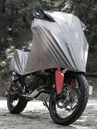オートバイ用カバー画像